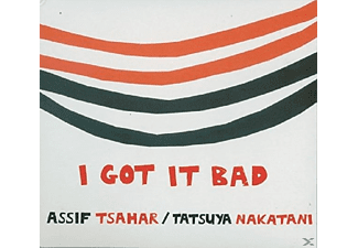 Assif Tsahar, Tatsuya Nakatani - I Got It Bad - (CD)