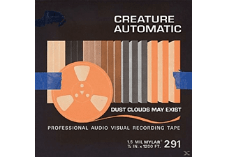 Creature Automatic - Dust Clouds May Exist - (CD)