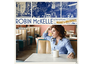 Robin McKelle, The Flytones - Heart Of Memphis - (CD)