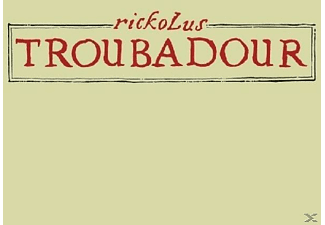 Rickolus - Troubadour [CD]