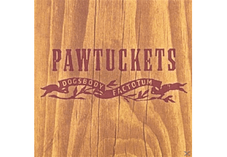 Pawtuckets - Dogsbody Factotum [CD]