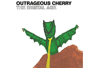 Outrageous Cherry - The Digital Age - (CD)