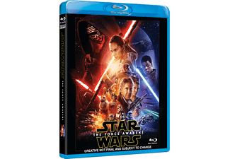 Star Wars: Episode VII - The Force Awakens Science Fiction Blu-ray