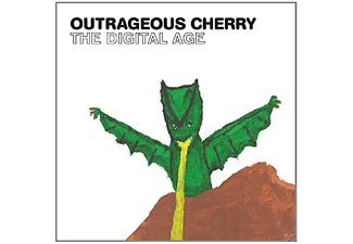 Outrageous Cherry - The Digital Age - (LP + Download)