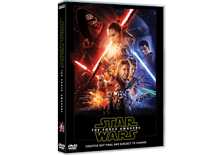 Star Wars: Episode VII - The Force Awakens Science Fiction DVD