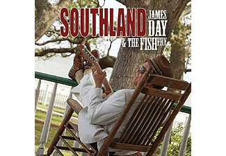 James -& The Fish Fry- Day - Southland - (CD)