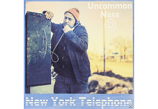 Uncommon Nasa - New York Telephone - (Vinyl)