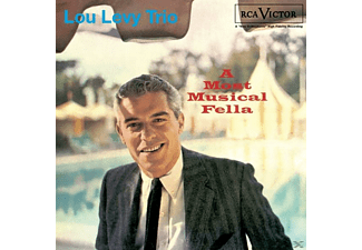 Lou Levy - A Most Musical Fella - (CD)