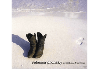 Rebecca Pronsky - Departures & Arrivals [CD]