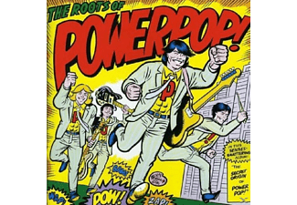 VARIOUS - Roots Of Power Pop - (CD)