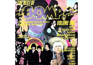 VARIOUS - The Best Of Bomp Pink Vinyl - (Vinyl)