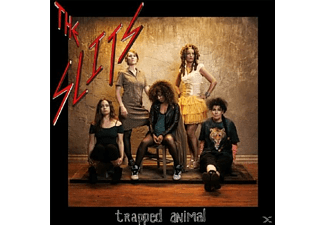 The Slits - Trapped Animal - (CD)