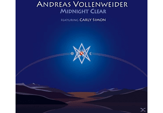 Andreas Vollenweider - Midnight Clear - (Vinyl)