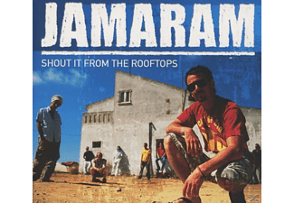 Jamaram - Shout It From The Rooftops - (CD)