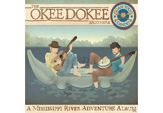 The Okee Dokee Brothers - Can You Canoe? - (CD)