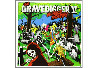 Gravedigger Five - All Black And Hairy [Vinyl]