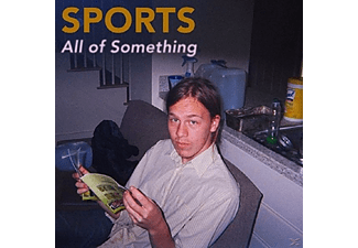 The Sports - All Of Something [LP + Download]
