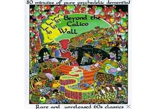 VARIOUS - Beyond The Calico Wall - (CD)