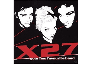 X27 - Your Neu Favourite Band - (CD)