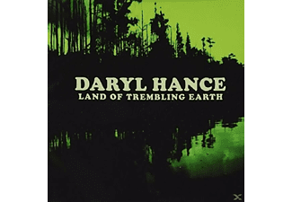 Daryl Hance - Land Of Trembling Earth [CD]