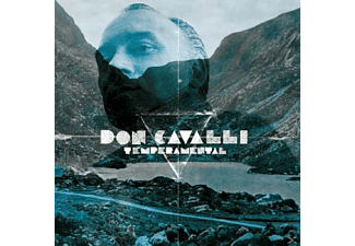 Don Cavalli - Temperamental - (Vinyl)