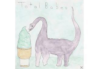 Total Babes - Swimming Through Sunlight [CD]