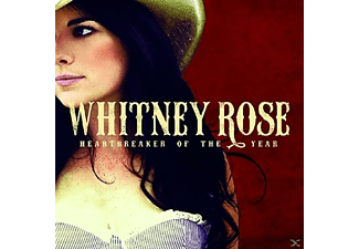 Whitney Rose - Heartbreaker Of The Year [CD]