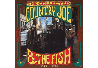 Country Joe & the Fish - The Collected Country Joe & The Fish - (CD)