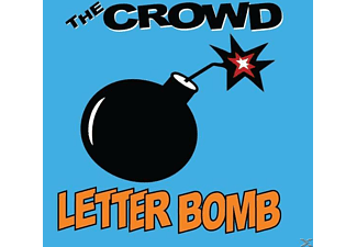 The Crowd - Letter Bomb - (CD)