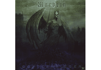 Macbeth - Gotteskrieger - (CD)