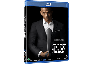 Fifty Shades of Black Blu-ray