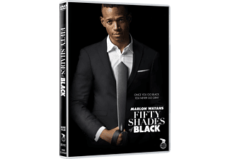 Fifty Shades of Black Komedi DVD