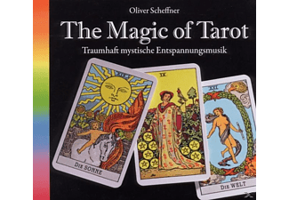 Oliver Scheffner - The Magic Of Tarot - (CD)