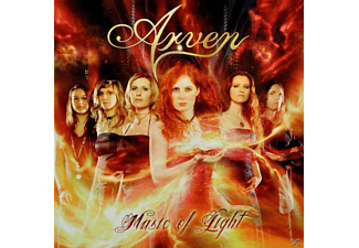 Arven - Music Of Light - (CD)