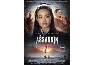 The Assassin Action DVD