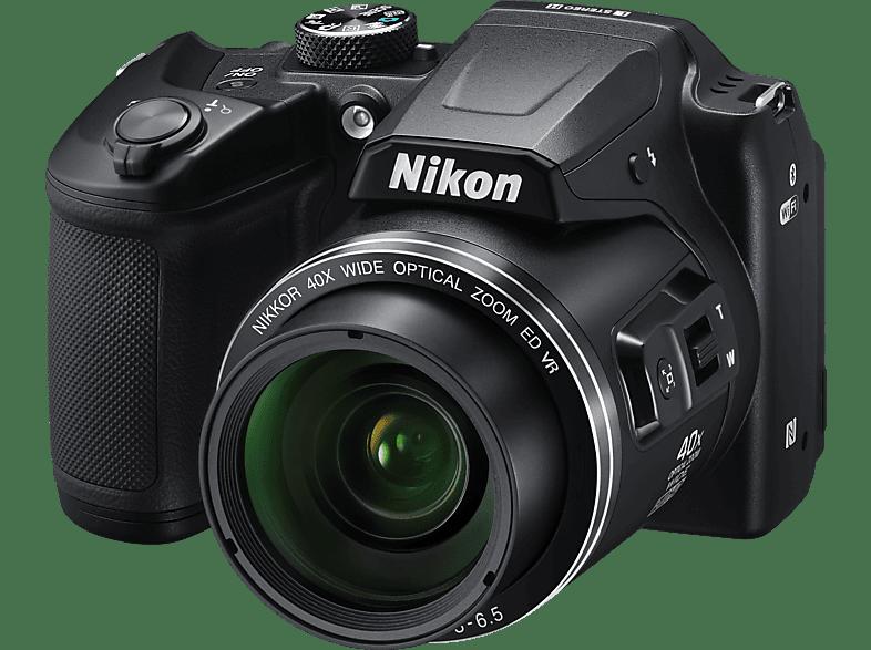 NIKON COOLPIX B500 Black hobby   φωτογραφία φωτογραφικές μηχανές compact cameras