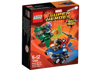 Mighty Micros: Spider-Man vs. Green Goblin - (76064)