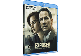 Exposed Thriller Blu-ray