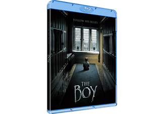 The Boy Skräck Blu-ray