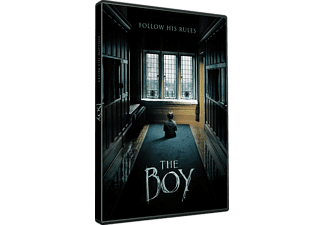 The Boy Skräck DVD