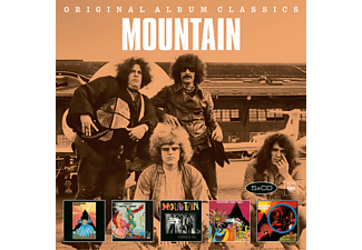 Mountain - Original Album Classics [CD]