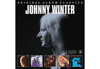 Johnny Winter - Original Album Classics [CD]