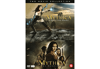 Mythica - A Quest For Heroes & Mythica - The Darksport | DVD