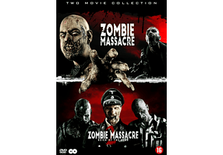 Zombie Massacre & Zombie Massacre - Reich Of The Two Dead | DVD