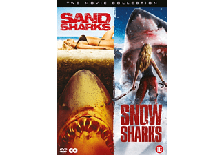 Sand Sharks & Snow Sharks | DVD