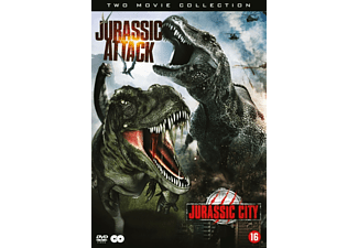 Jurassic Attack & Jurassic City | DVD