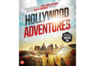 Hollywood Adventures | Blu-ray