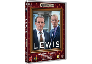 Lewis - Box 10 Drama DVD