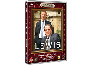 Lewis - Box 11 Drama DVD