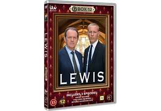 Lewis - Box 12 Drama DVD